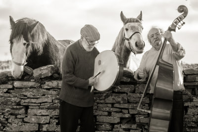 Fine art photographer David lee Black explores the Irish music session scene of western Ireland with prominent musicians.
