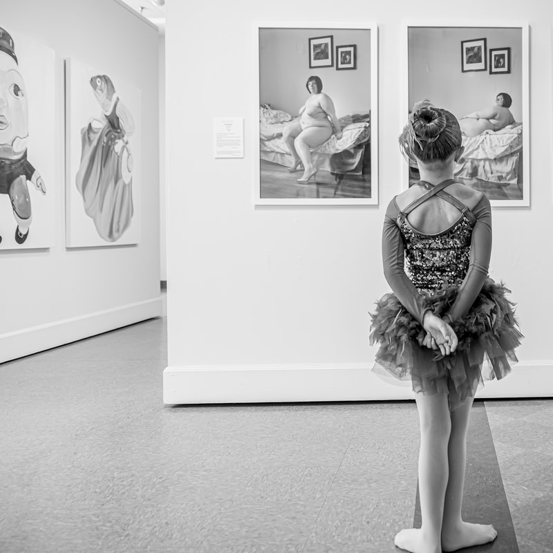 Noted Boston fine art photographer David Lee Black photographs ballet dancers.