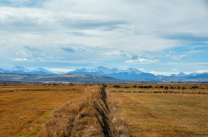 David Lee Black explores Piedmont, Wyoming and its dramatic mountain and prairie landscapes.