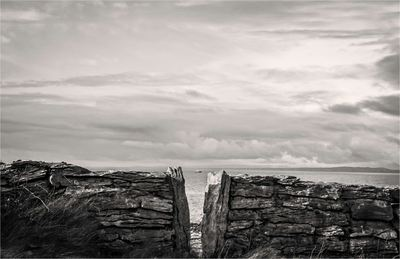 David Lee Black fine art photography explores the landscape of rural Ireland along the Wild Atlantic Way, Galway Bay.